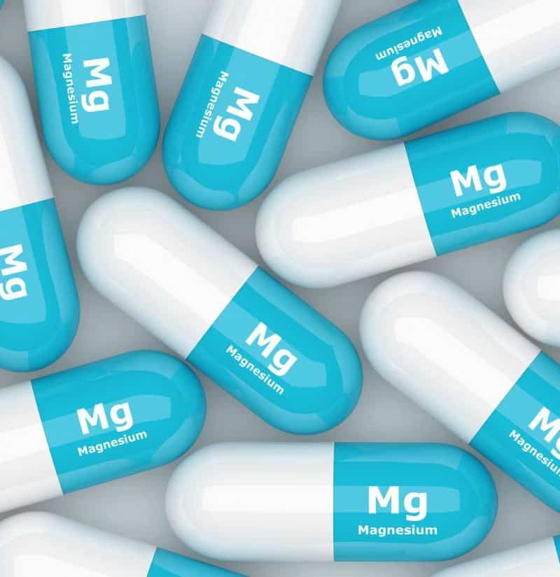 picture of magnesuim capsules