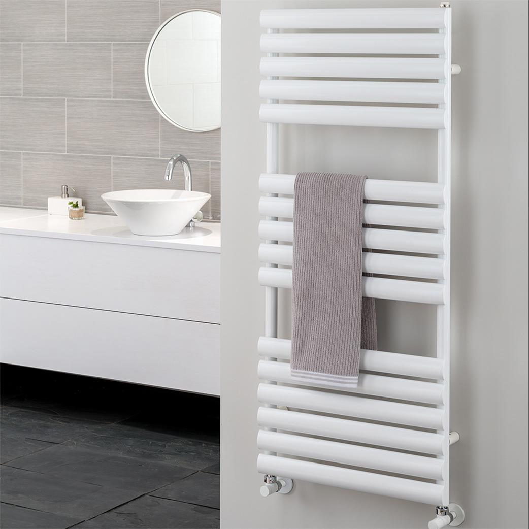 Ellipsis Towel Rail