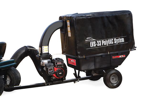 LVS 33BH poly vac lawn vacuum - PolyVAC™ Lawn Vacuum <span> </span> LVS-33BH