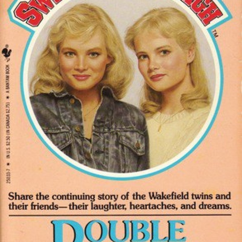 Review: Sweet Valley High #1 Double Love