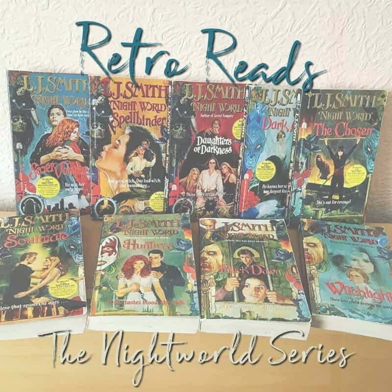 the nightworld series