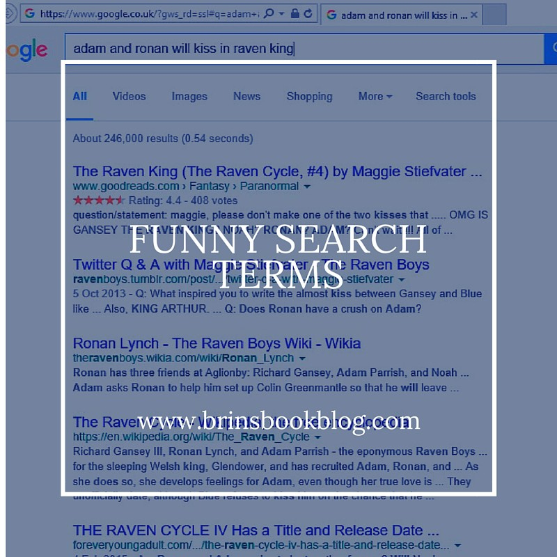 Funny Search Terms