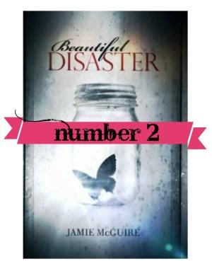 number 2 - beautiful disaster