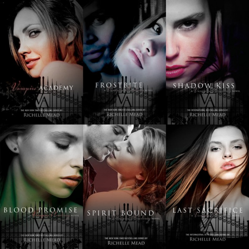 richelle mead forever