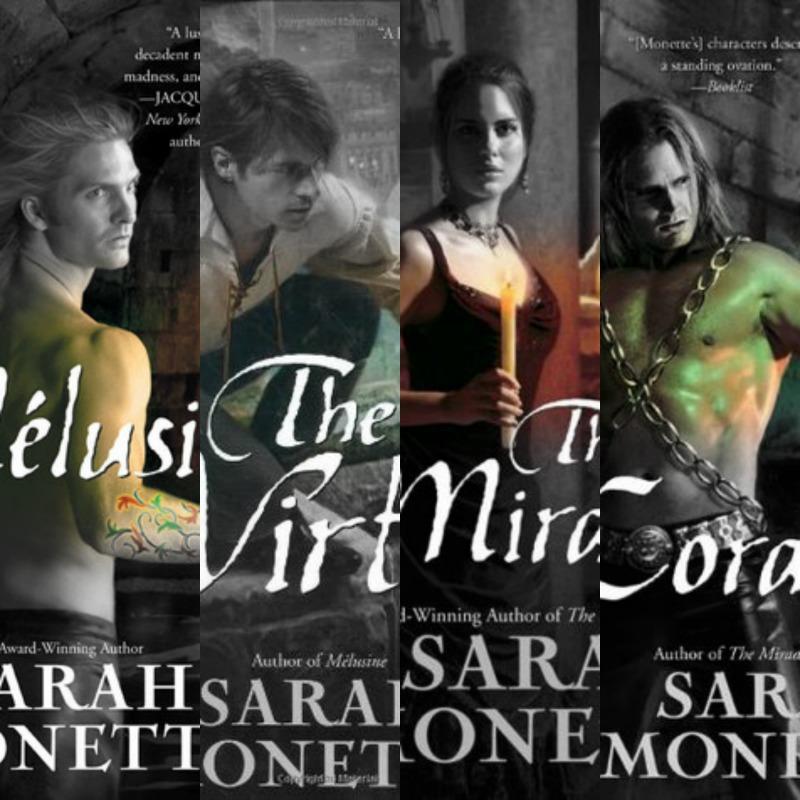 sarah monette forever