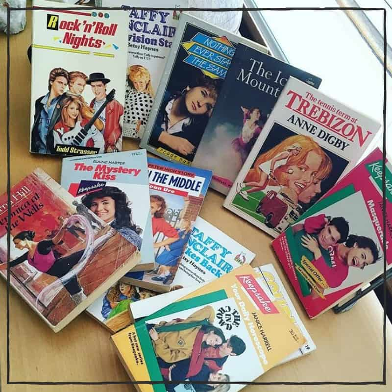 spending on vintage books