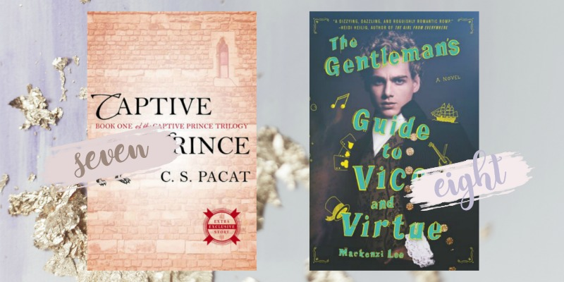 hype books captive prince gentleman's guide