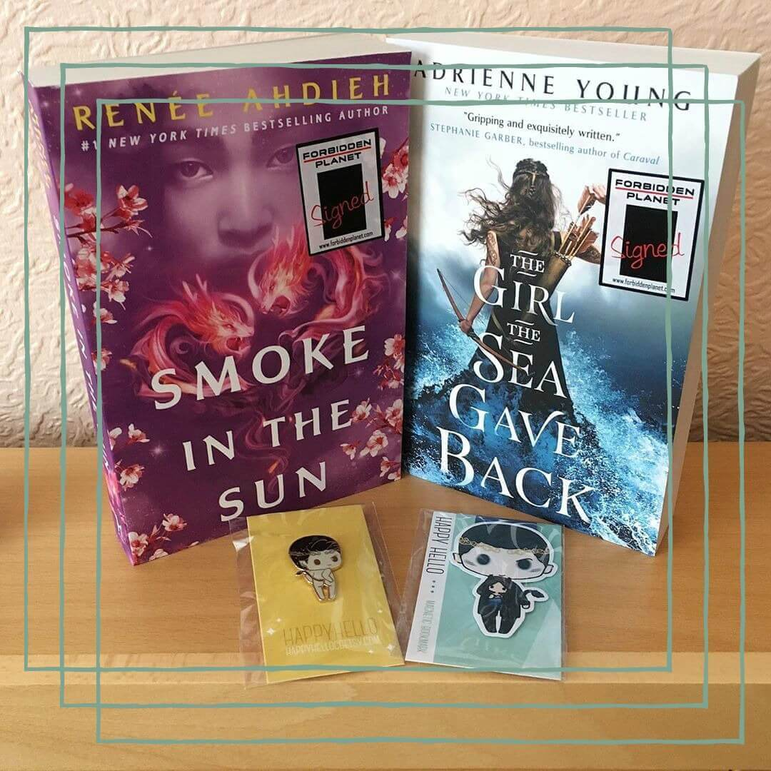 stacking the shelves book haul week 174