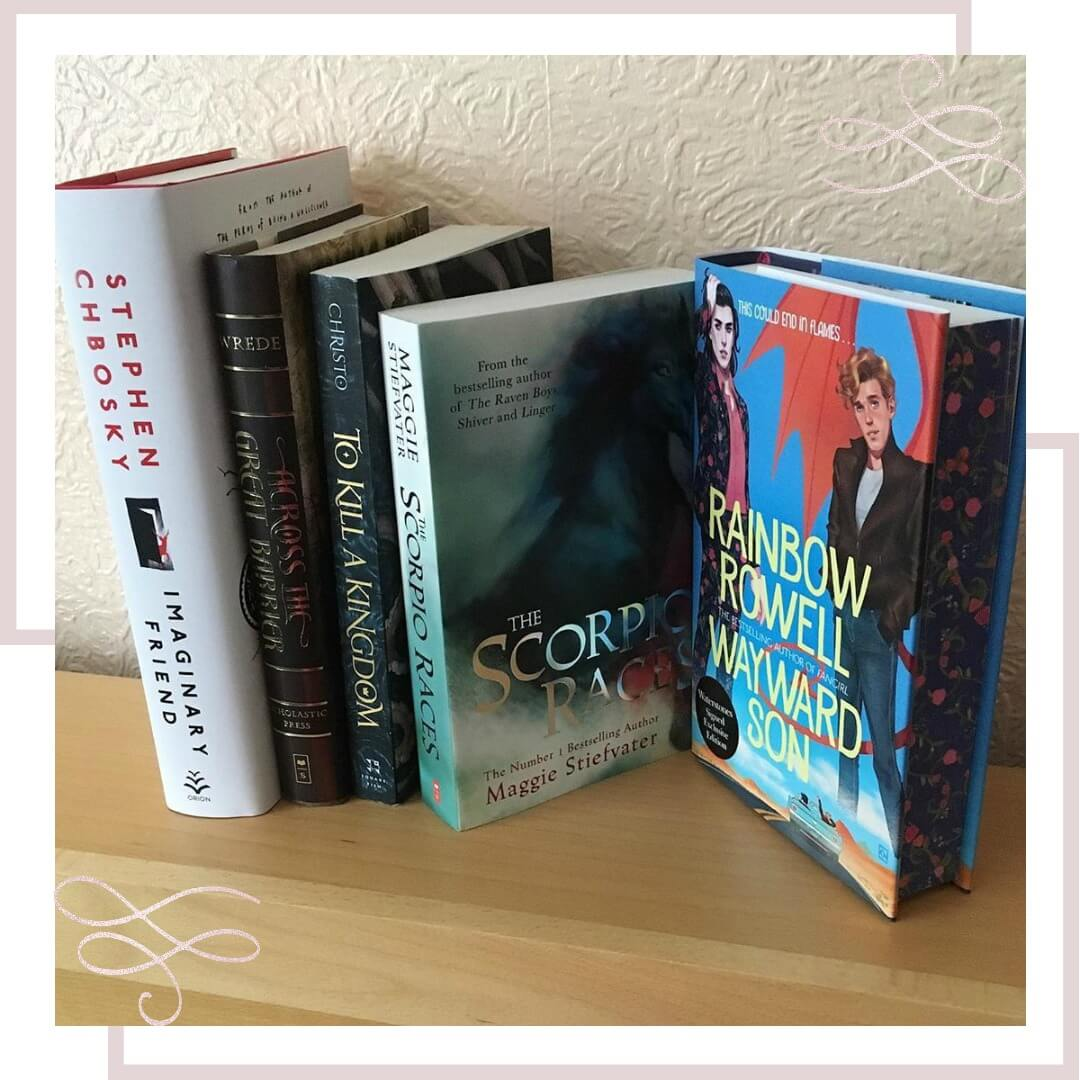 stacking the shelves book haul week 180