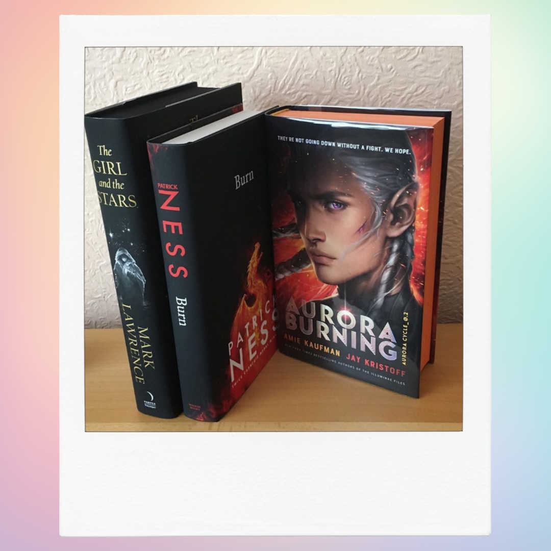 stacking the shelves book haul week 197