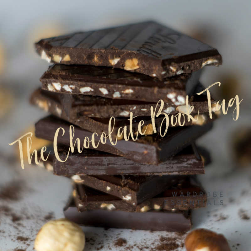 The Chocolate Book Tag