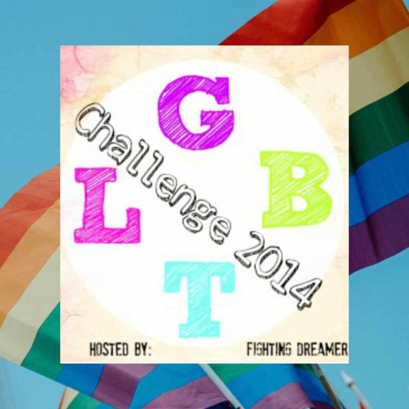 Top 10 LGBT YA books I have read this year