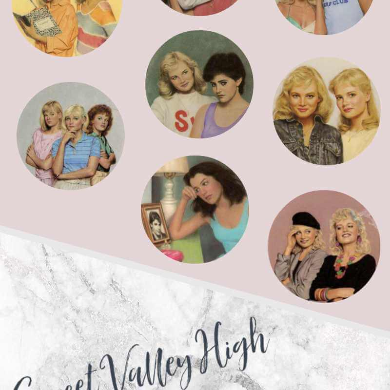 Cover Retrospective: Sweet Valley High