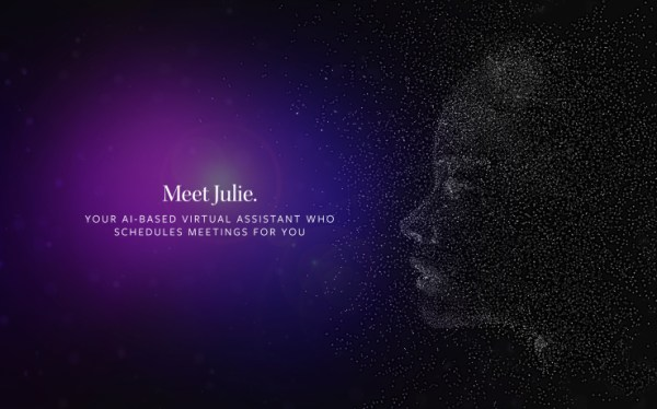 Julie Desk, an 'AI virtual assistant' that helps you ...