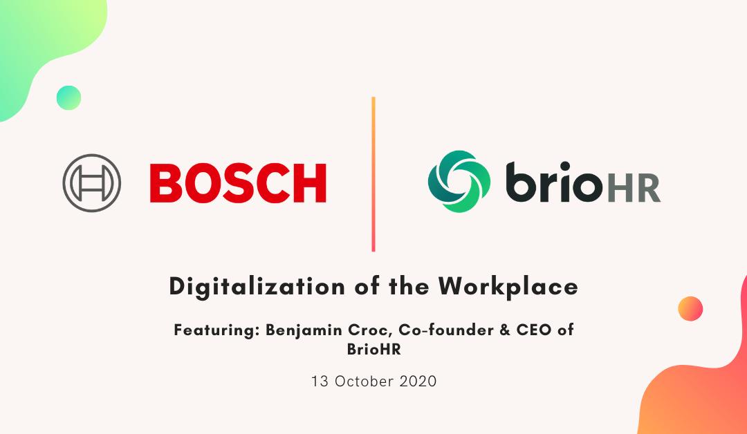 Bosch & Beyond With BrioHR