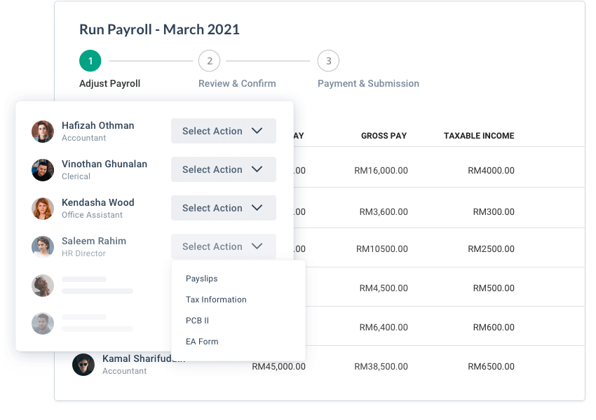 Run Payroll in Minutes