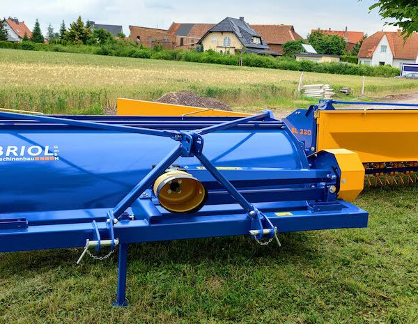 BRIOL Hochleistung Schwadlüfter SL220