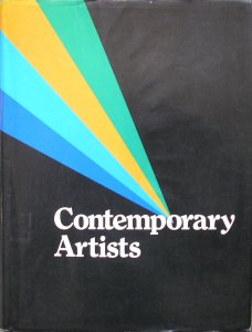 Contemporary Artists book