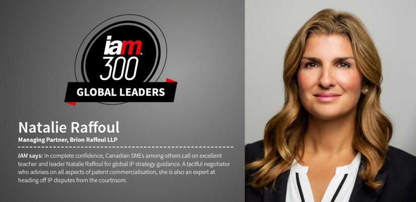 iam300 Global Leaders Natalie Raffoul image