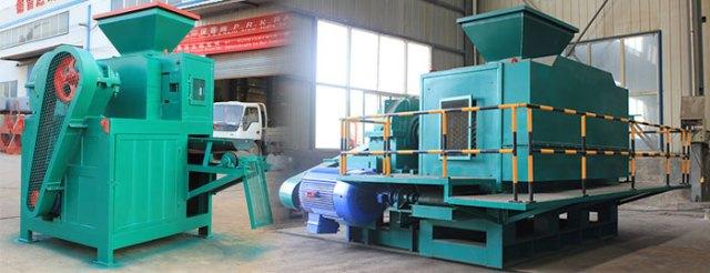 Roller Briquette Press Machine