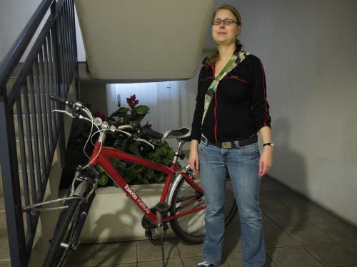 janinas fahrrad