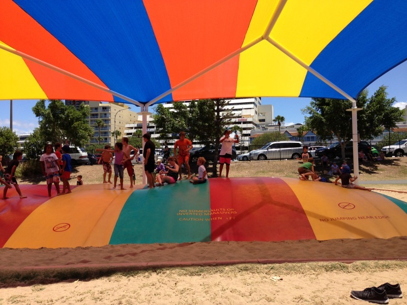 Image result for gold coast playground jumping pillow