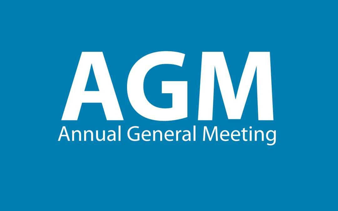 Message from the President – AGM August 2021