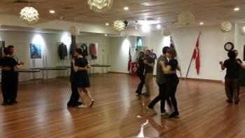 Balboa Swing Classes Danish Club Interior dancing students
