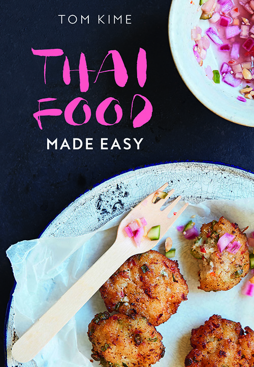 thai food made easy book cover