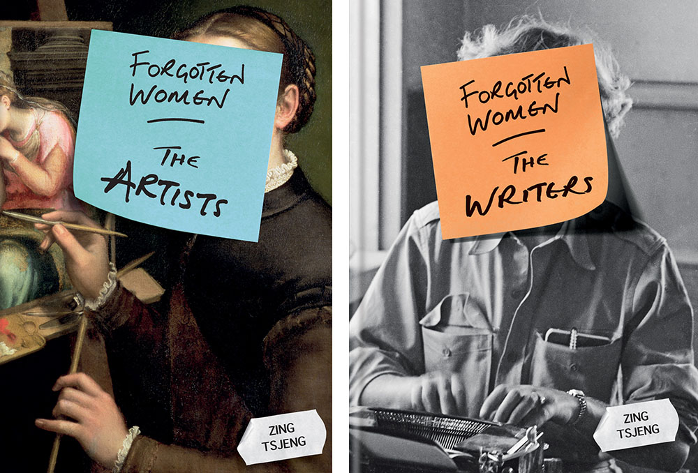 forgotten women artists writers
