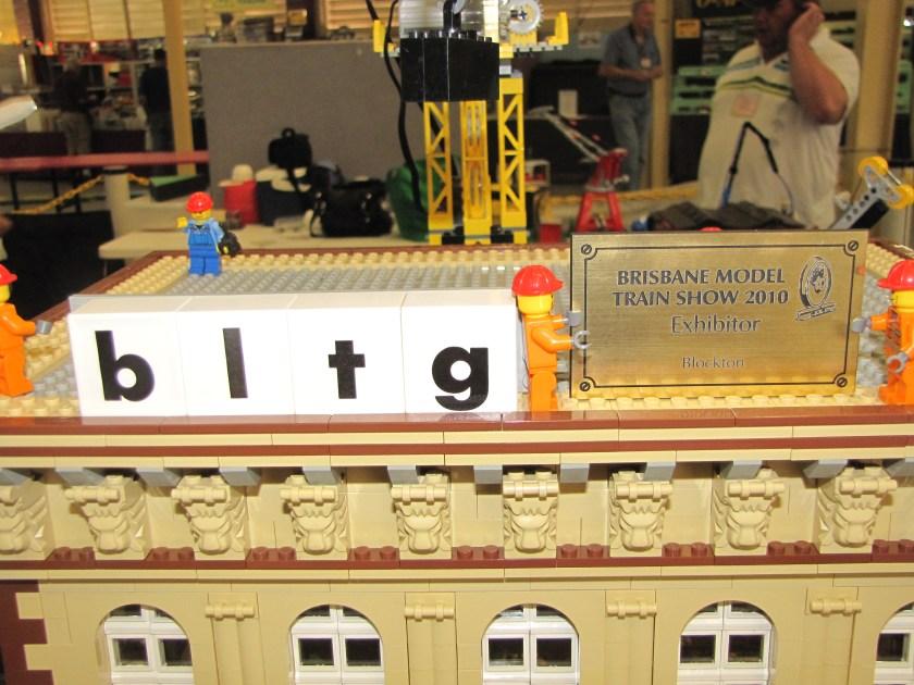 Brisbane Lego Train Group 2002-2012
