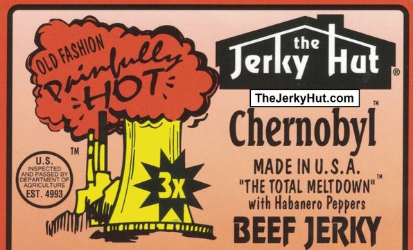 chernobyl jerky