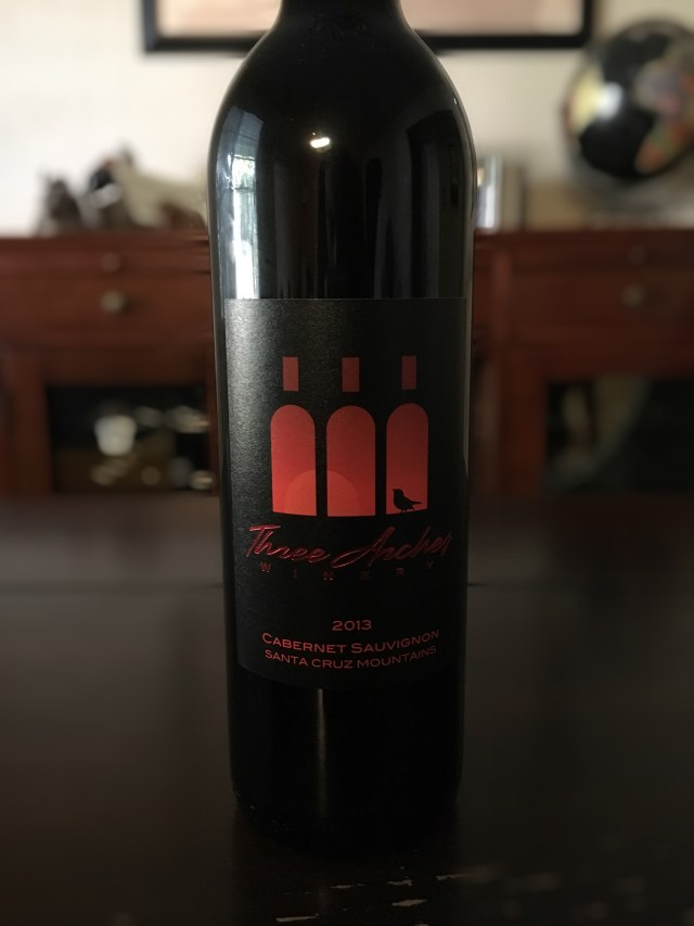 Three Arches Cabernet Sauvignon 2013
