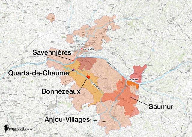 Anjou, Loire Valley; Fernando Beteta