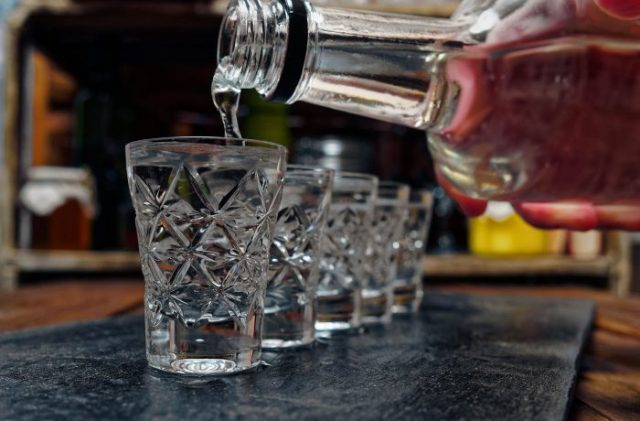 The amazing thing about vodka is that it can be distilled from nearly anything.