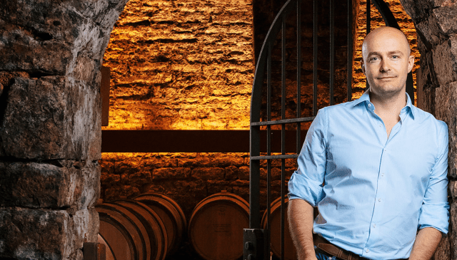 Erwan Faiveley has invested in Sonoma Pinot Noir, expanding beyond Burgundy. (Courtesy Domaine Faiveley)