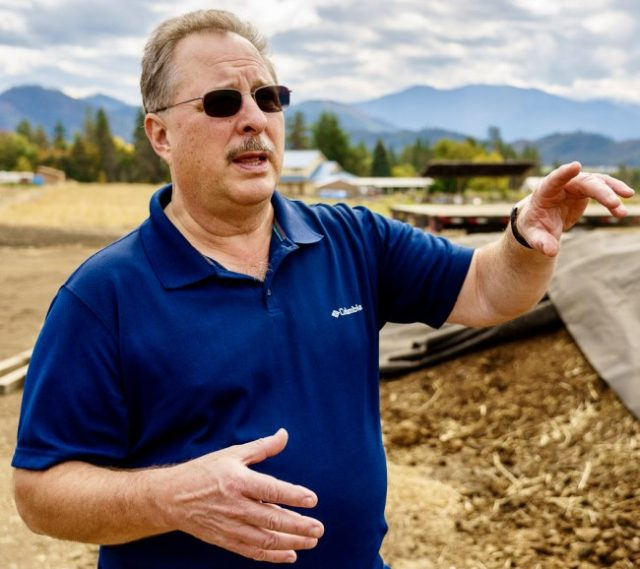 """""""The team at Troon vineyard, led by Craig, is a benchmark example of how to build a fully integrated Biodynamic and Organic viticultural ecosystem.""""—Troon Vineyard's biodynamic consultant Andrew Beedy"""