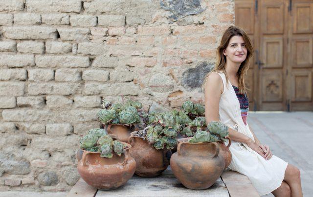 INTERVIEW WITH LUCIA ROMERO OF DOS MINAS