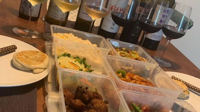 Sancerre and chèvre, Barolo and boar, Ningxia and … noodles? Richard asks a silly question and gets a silly answer.