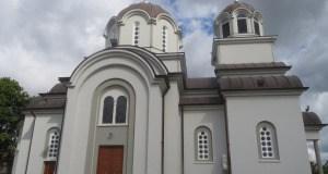 St Nicholas Serbian orthodox church