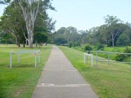 Kedron Brook bikeway