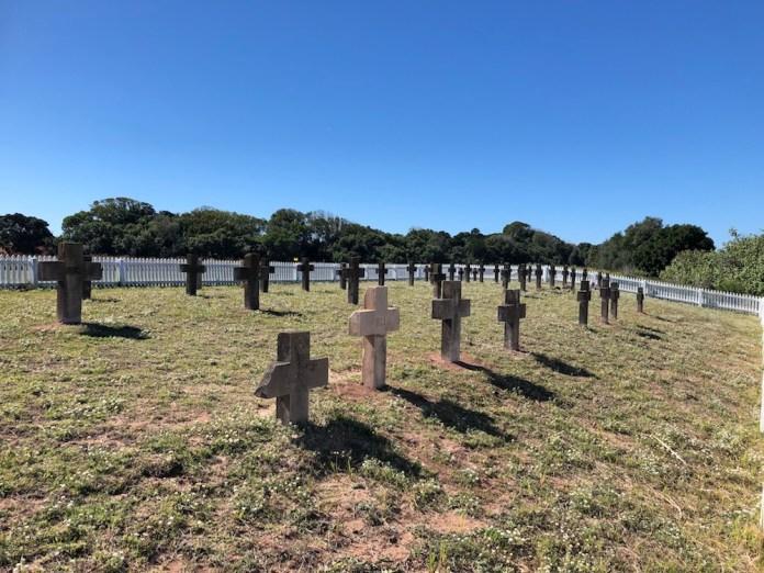 prisoner cemetery