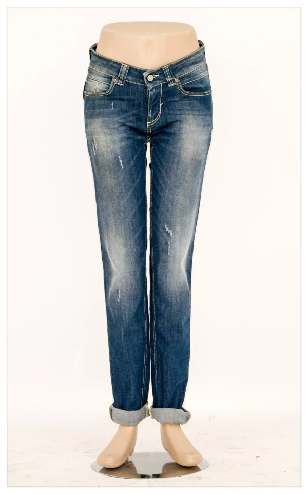 Jeans donna Moby- Miit Jeans Abbigliamento donna