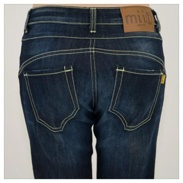 Jeans donna denim Pitty- Miit Jeans Abbigliamento donna