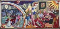 © Grayson Perry: Expulsion from Number 8 Eden Close, 2012. From The Royal Academy of Arts website.