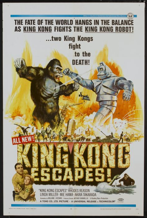 king_kong_escapes_poster_01