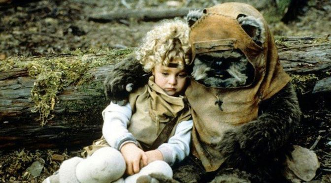 EXCLUSIVE INTERVIEW: Warwick Davis discusses the Ewok films, 40 years of Star Wars and Willow 2