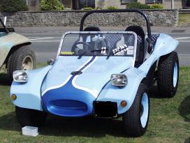 1964 swb rat vw buggy