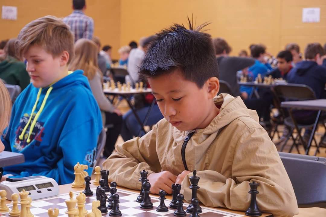 Bristol juniors compete on the national chess stage