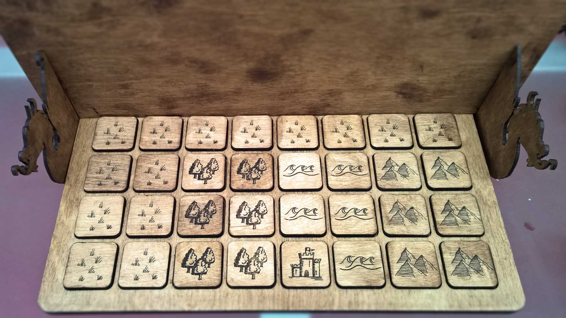 Cyvasse - Game of Thrones Board Game